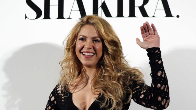 Shakira pode estar a preparar música inédita para o Mundial de Futebol