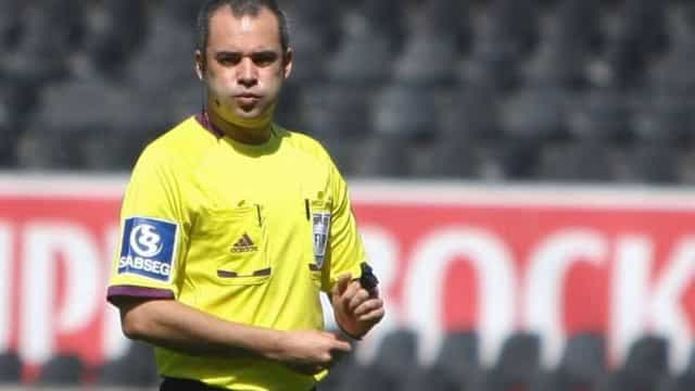 """Se algum árbitro se sentiu condicionado, está na altura de denunciar"""