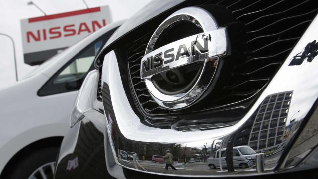 Ações da Nissan caem até 5,4% após irregularidades em inspeções