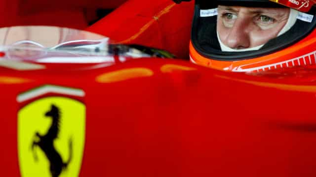 Arcebispo alemão conta que Schumacher está em estado vegetativo