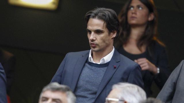 Nuno Gomes deixará de ser diretor da formação do Benfica