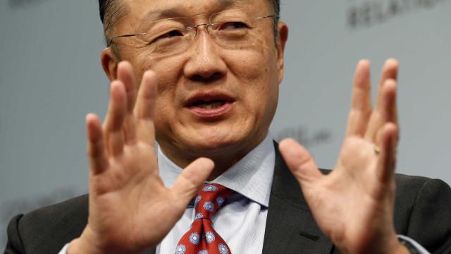 Banco Mundial vai atribuir 4,3 milhões de euros a São Tomé e Príncipe