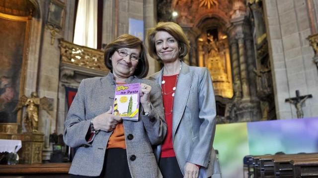 Ana Maria Magalhães e Isabel Alçada lançam 'Armadilha digital'