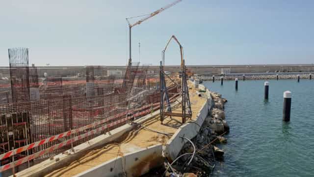 Resgatado tripulante de navio ao largo de Leixões por razões de saúde
