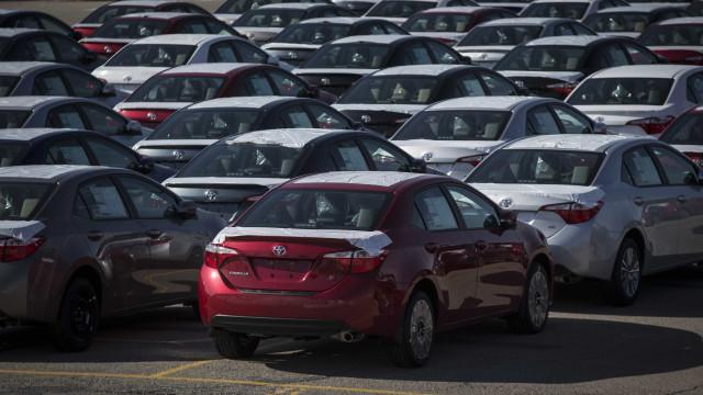 Toyota chama mais de 5 mil carros na China devido a problemas no airbag