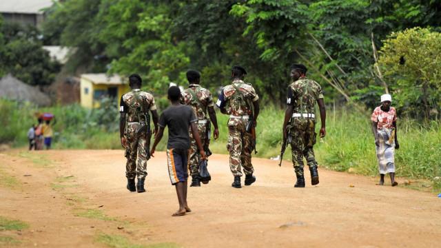 Agência clandestina apanhada a recrutar jovens para a Nigéria