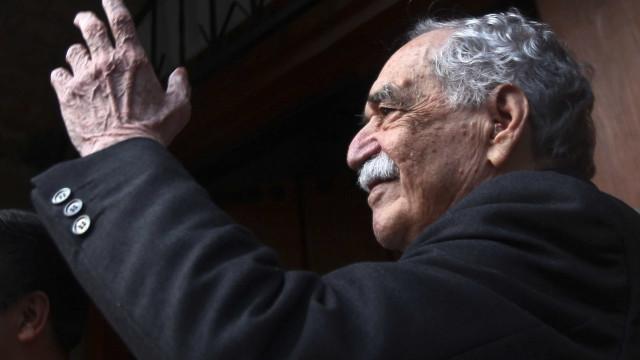 Quatro textos inéditos de Gabriel García Márquez foram agora divulgados