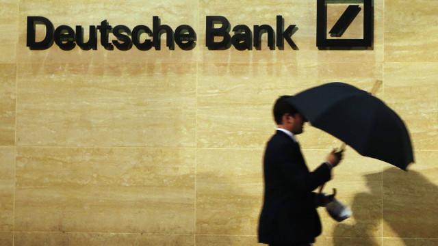 Deutsche Bank apostou em produto que pode levar a perda de 53 milhões