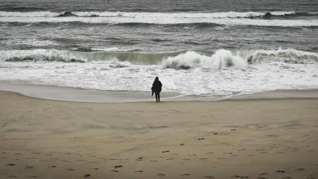 Alterações climáticas podem tornar Portugal mais seco e sem praias