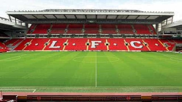 Decisão do Liverpool deixa BBC em choque