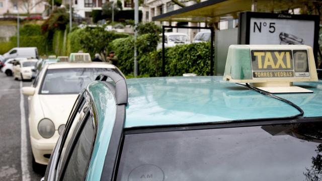 Taxistas vão ser recebidos ainda hoje em Belém