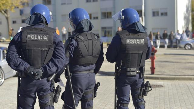 Gangue que atacou grupo à facada apanhado pela PSP