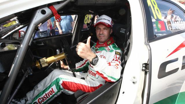 Tiago Monteiro já teve alta e regressa a Portugal após forte acidente