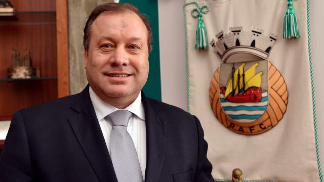 Presidente do Rio Ave não descarta reforços