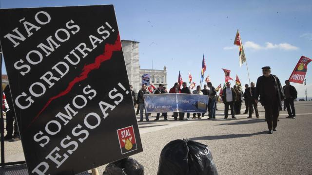"""Sindicato diz que greve na Águas de Portugal """"foi brutal"""""""