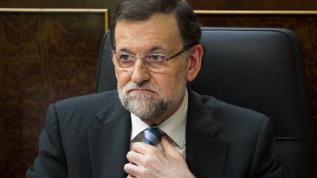 Corrupção: PSOE apresenta moção de censura contra governo de Rajoy