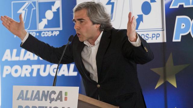"""""""Extrema-esquerda manda muito em Portugal. Mais do que no PREC"""""""