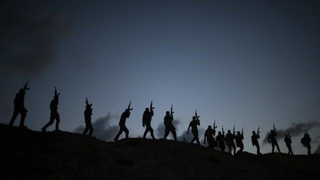 ONG acusa jihadistas de deterem dezenas de jovens para lutar na Síria