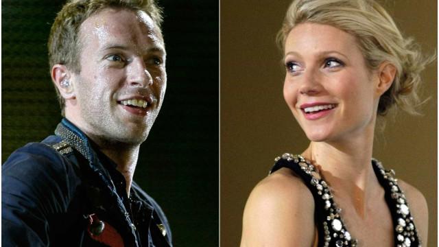 Gwyneth Paltrow levou ex-marido, Chris Martin, para a sua lua-de-mel