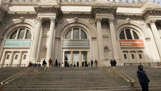 Museu Metropolitan vai passar a cobrar entradas a partir de março