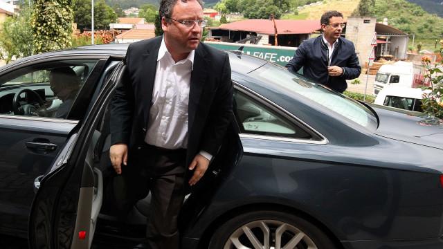 Assis questiona Bruxelas sobre apoio a empresários detidos na Venezuela