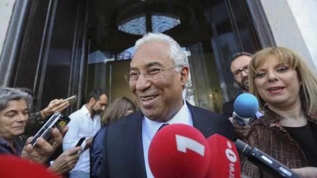 Já é conhecida a data da visita de António Costa a Angola