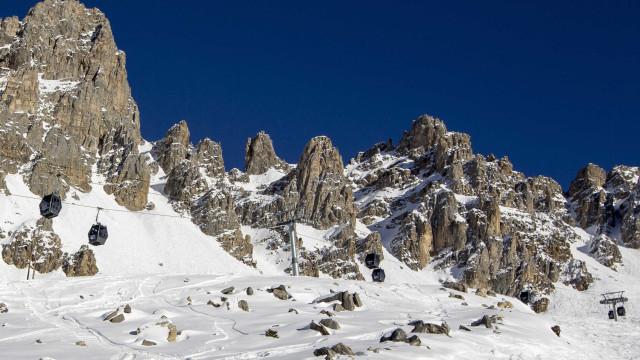 Avalanches causam dois mortos e quatro feridos nos Alpes suíços