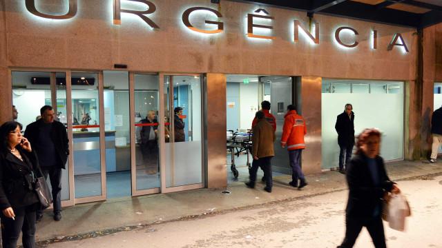 """Utentes do hospital de S. João indicam esperas """"normais"""" na urgência"""
