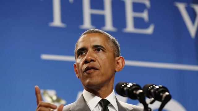 Obama a citar Mandela é o tweet com mais likes de sempre