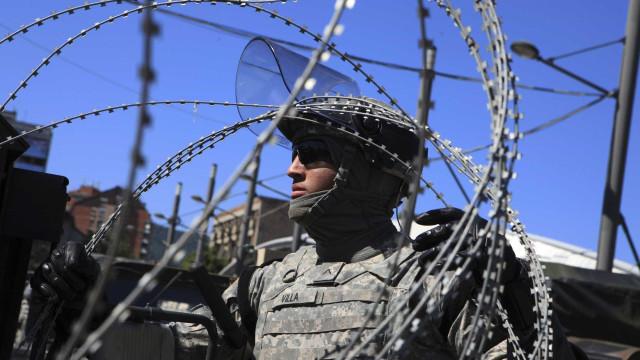 NATO incapaz de contrariar agressão russa