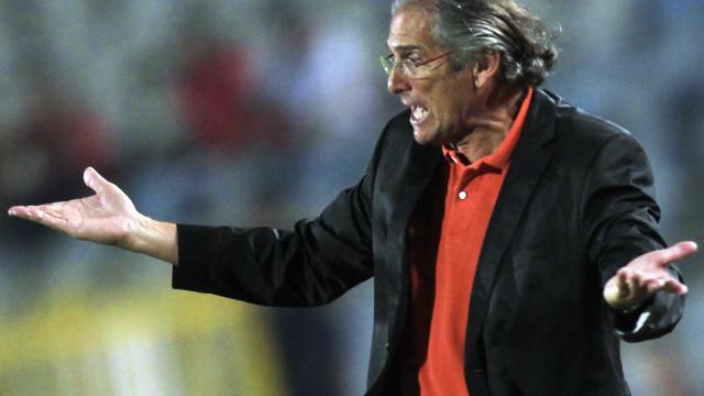 """Manuel José pede fim das """"atitudes medrosas"""" de FPF e Liga"""