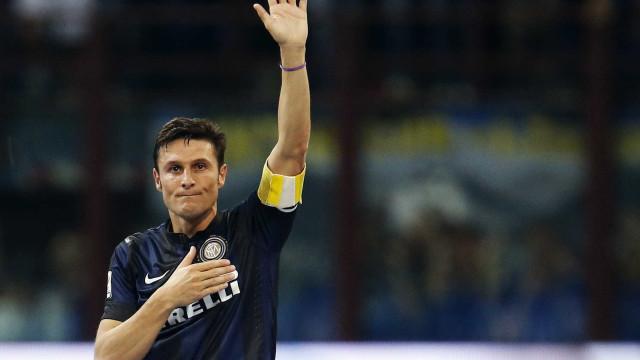 """Zanetti e a importância da força: """"Fazia 'leg press' com 500 quilos"""""""