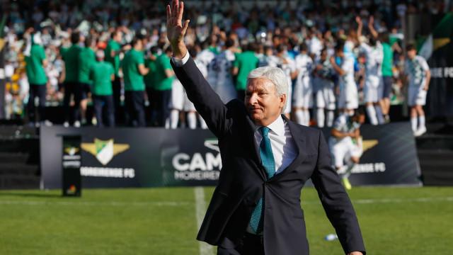 Taça de Portugal: Moreirense ofereceu receita do jogo ao Canelas