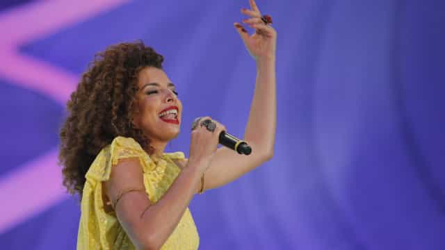 Vanessa da Mata estreia-se no Casino Estoril