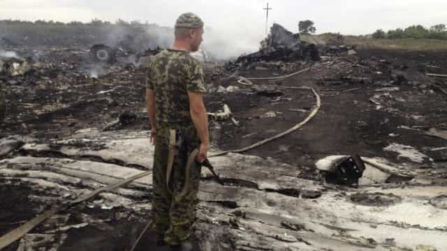 MH17: Famílias de vítimas do voo abatido assinalam cinco anos de tragédia