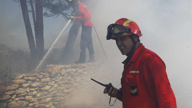 Três dezenas de concelhos em risco máximo de incêndio