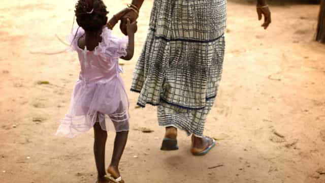Mutilação genital feminina leva a internamento de 60 raparigas