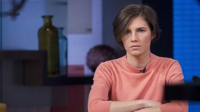Lembra-se do caso Amanda Knox? Itália condenada a pagar-lhe indemnização