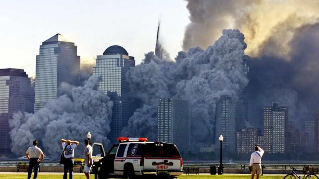 Os dois bombeiros do 11 de Setembro que morreram com um dia de diferença