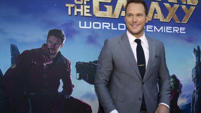 """Chris Pratt e Katherine Schwarzenegger estão numa """"relação séria"""""""