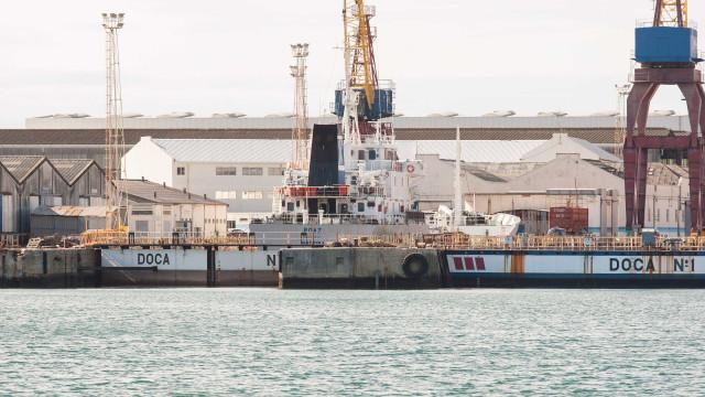West Sea tem 6 navios em construção e emprega mais de mil pessoas