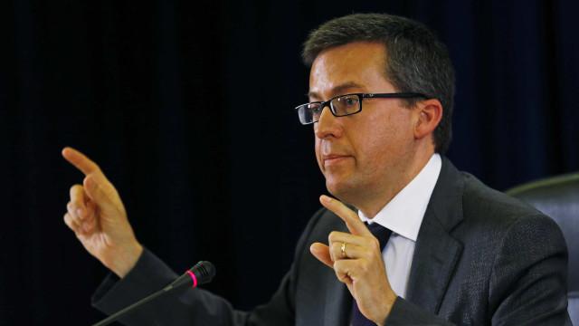 Rangel anuncia Carlos Moedas como mandatário nacional para as Europeias