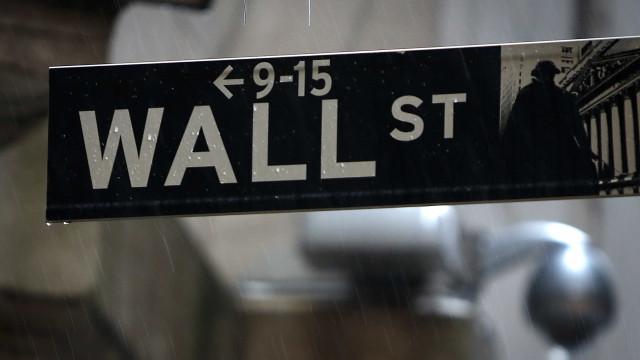 Wall Street fecha no vermelho com Dow Jones a perder 0,03%