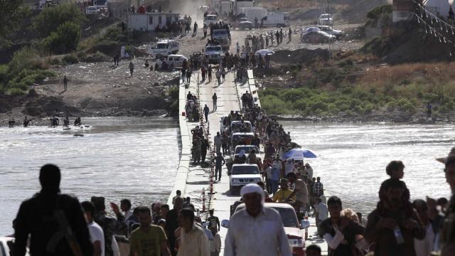 ONU: Ataque do Daesh contra yazidis deve ser considerado genocídio