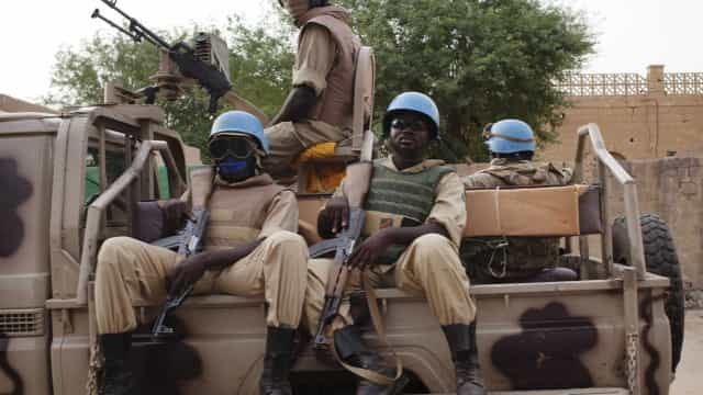 Capacete azul da ONU na República Centro Africana morto em combate
