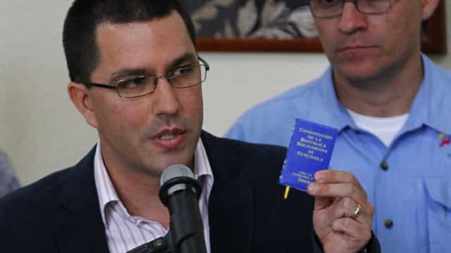 Eurodeputados foram notificados de que não eram bem-vindos na Venezuela