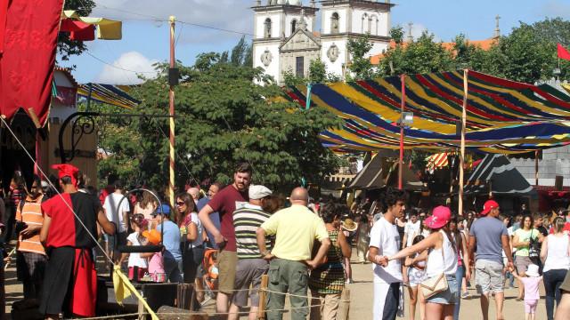 Viagem Medieval da Feira recebeu 700 mil visitantes em 12 dias
