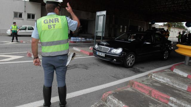 GNR detém 310 pessoas em ações de fiscalização