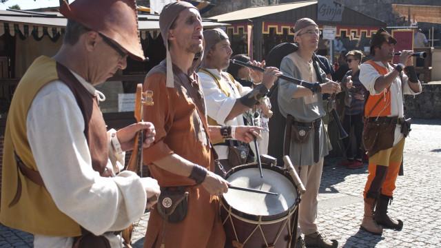 Feira Medieval de Viana arranca na sexta-feira com muita animação