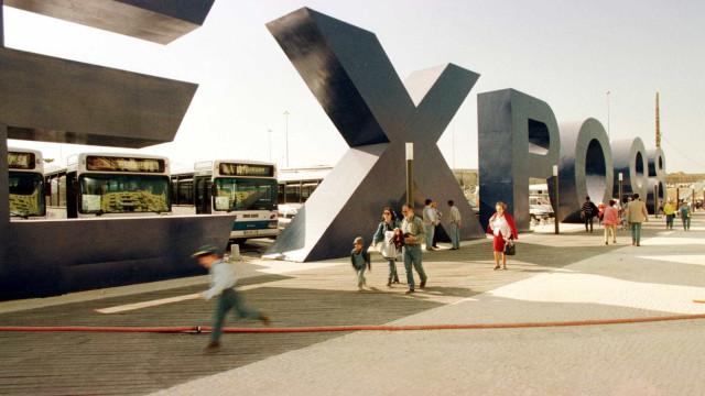 Lembra-se da abertura da Expo'98? Regresse à Lisboa dos anos 90